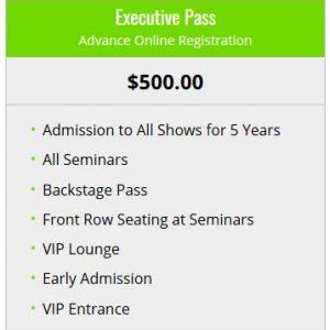 Executive Pass